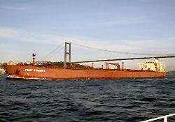 Boğaz'da tanker istemiyoruz!