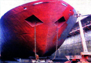 Gemi teslimatı yön değiştirdi