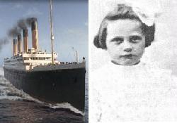 Titanic'in son kazazedesi de öldü