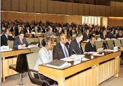 IMO Toplantıları 3. Gününde