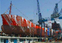 Dalsan'dan Yeni Gemi İnşa Alanı
