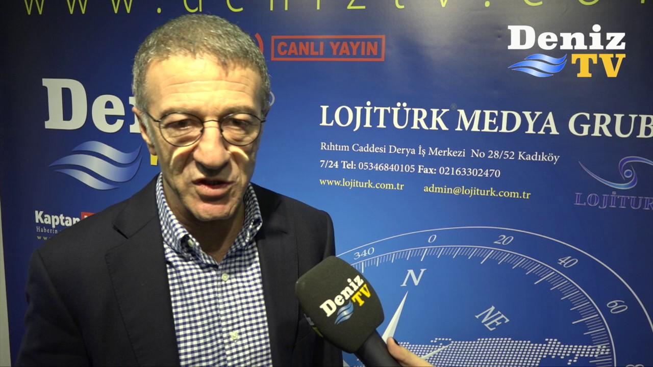 Atlantik Denizcilik-Kaptan Ahmet Ağaoğlu ile röportaj