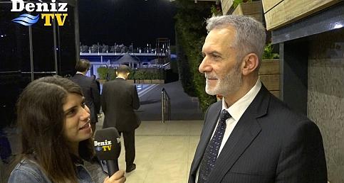 """Salih Zeki Çakır: """"Savunma Sanayi Projeleriyle ilgileniyoruz"""""""