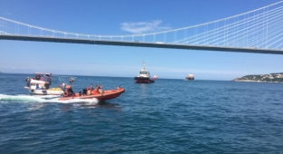 AS ROSALIA isimli gemi, balıkçı teknesine çarptı: 2 Ölü